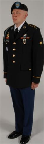 Army Service Uniform (ASU)