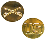 Army Enlisted Branch of Service Insignia